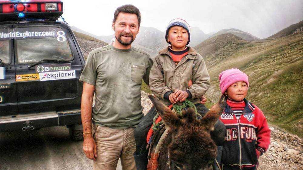 Чтобы открыть мир, мыслящий брянский путешественник Константин Петров открылся сам