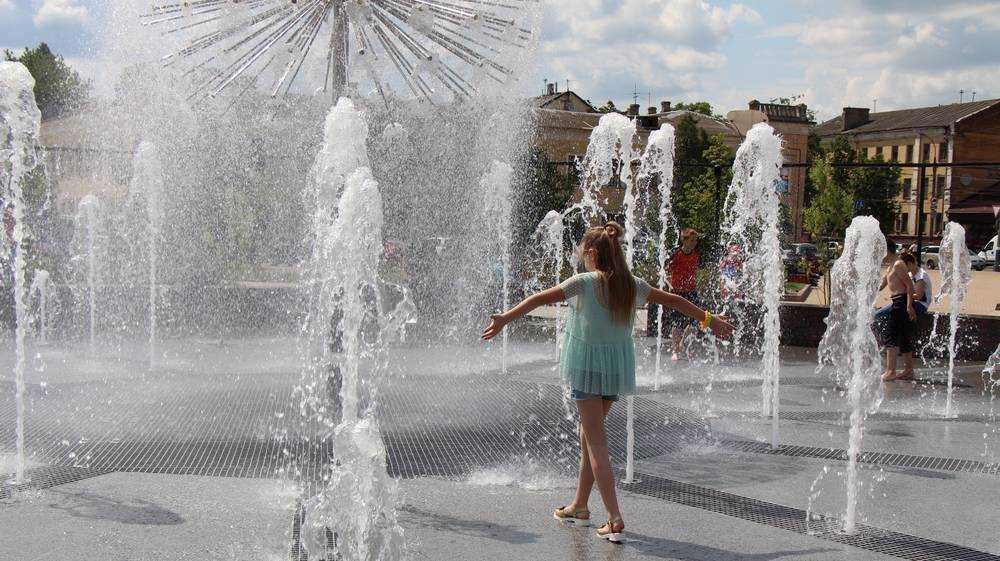 В Брянской области 15 июля пройдут дожди при 31 градусе жары