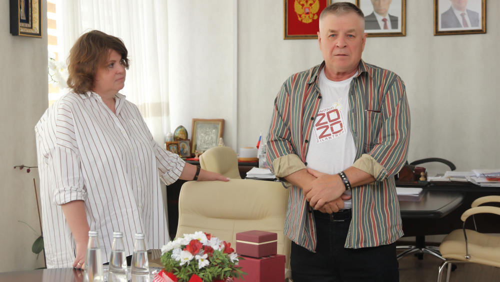 Композитор Григорий Гладков предложил в дар гимн Брянска
