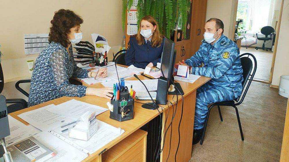 Представители Брянской ВК встретились с работниками центра занятости населения г. Брянска