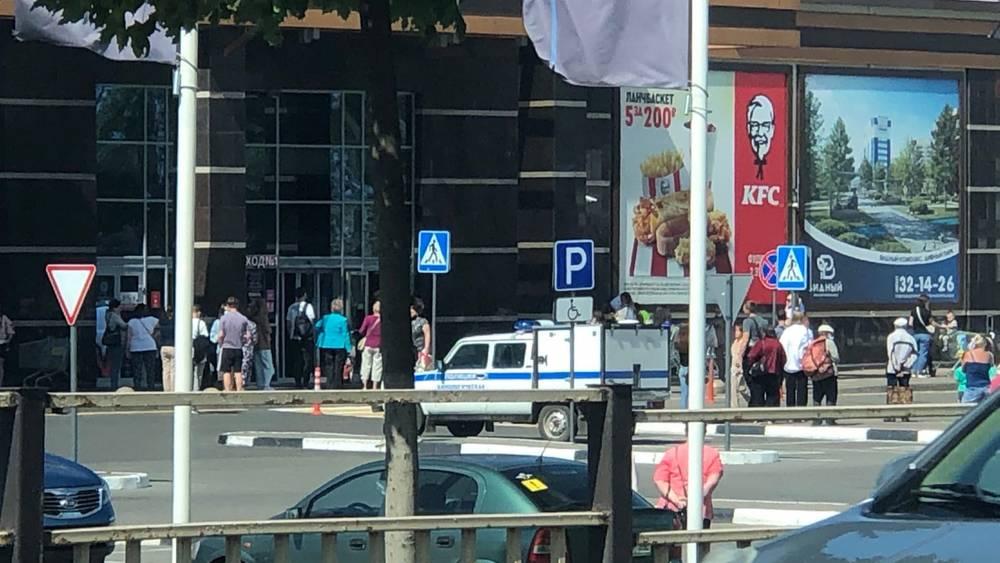 В Брянске в ТРЦ «Аэропарк» опровергли слухи об эвакуации из-за угрозы взрыва