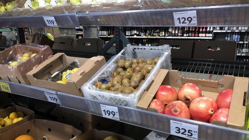 Путин признал обострение ситуации с ценами на продукты питания