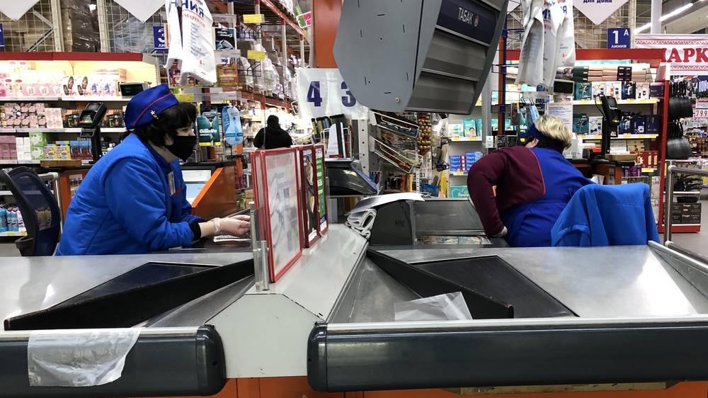 В Брянске гипермаркеты «Линия» перейдут на кассы самообслуживания