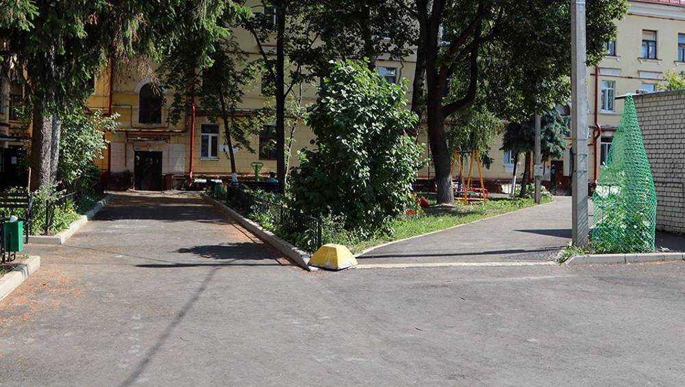 В Брянске в 2021 году за 90 млн рублей отремонтируют 17 дворов