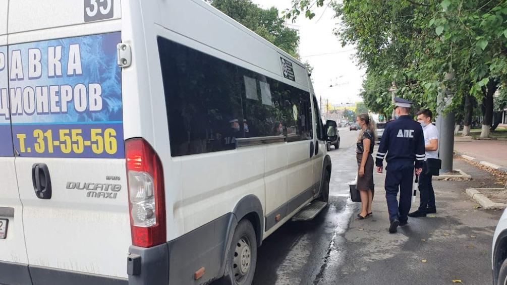 Власти Брянска отчитались об исчезновении безмасочников в маршрутках