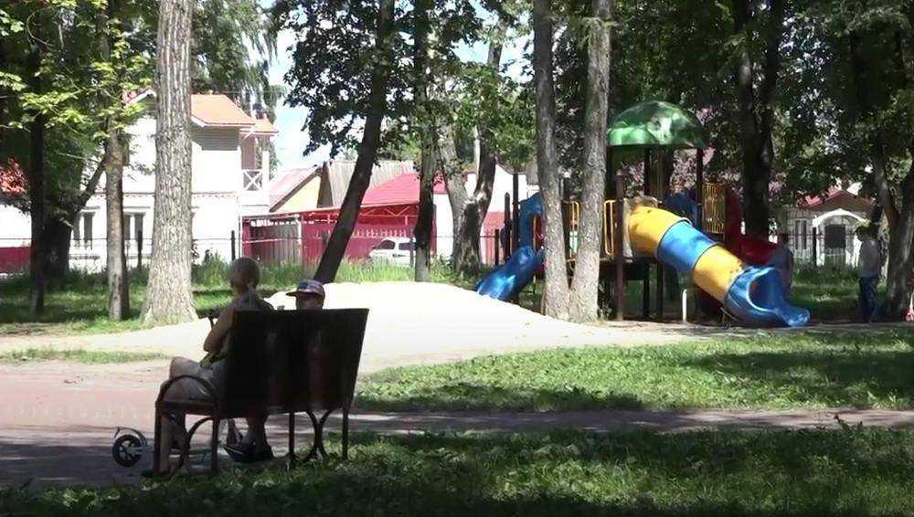 В Брянске в парке Металлургов оборудуют площадки для воркаута и скейтборда