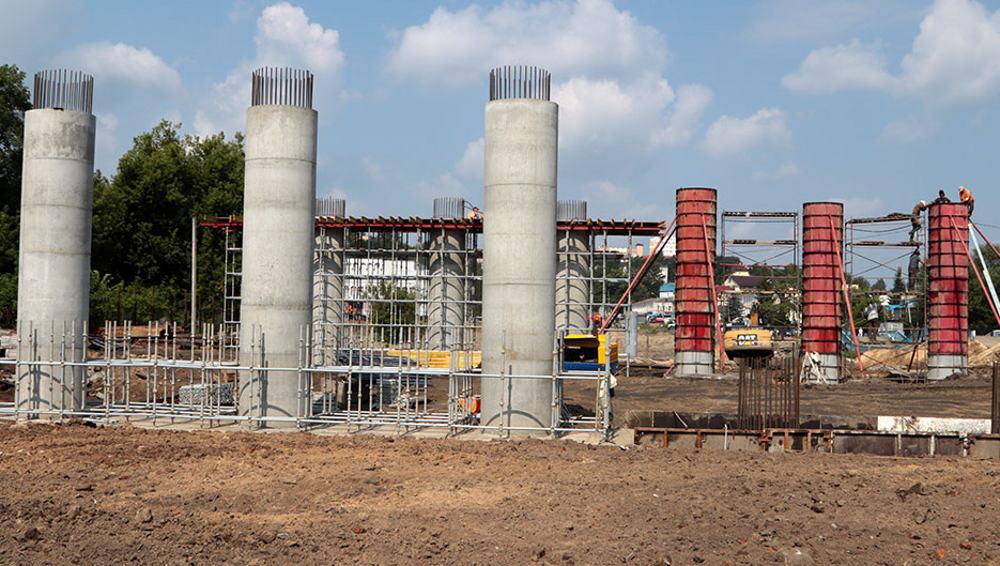 В Брянске понтонный мост снесут в следующем году