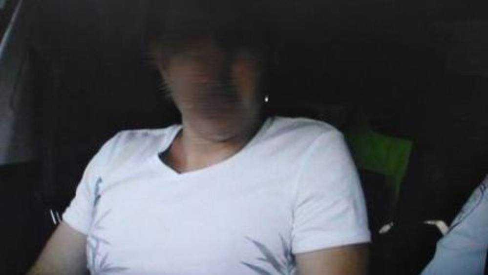В Брянске задержали перевернувшегося на мотоцикле пьяного мужчину