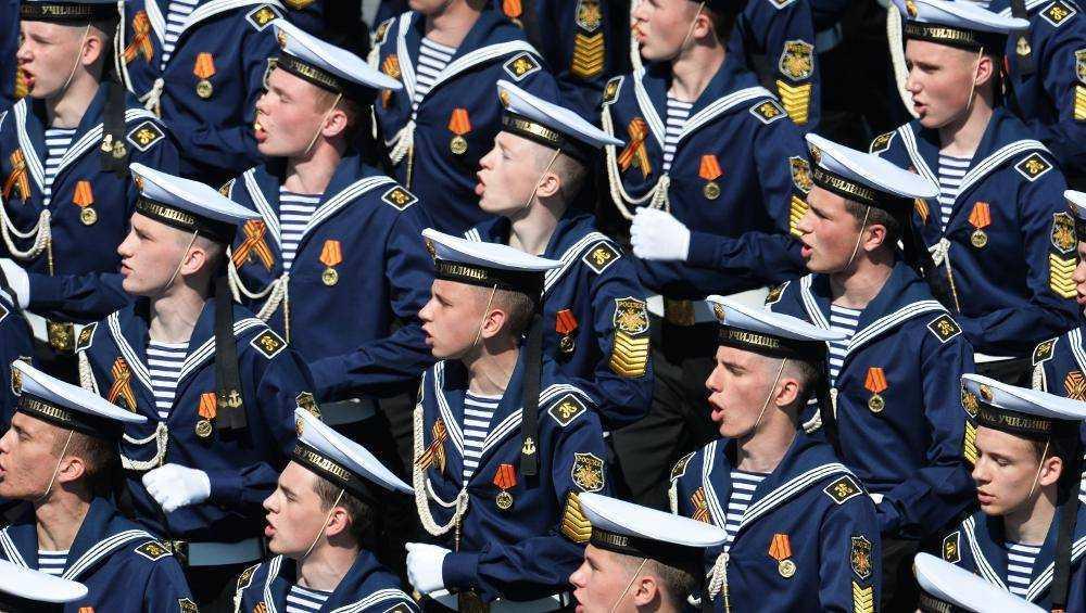 В Брянск приедут 14 курсантов Нахимовского военно-морского училища