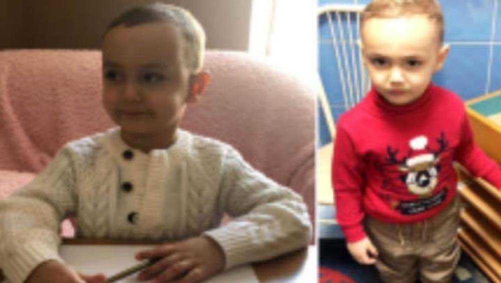 Брянские приставы попросили помощи в розыске 4-летнего ребёнка