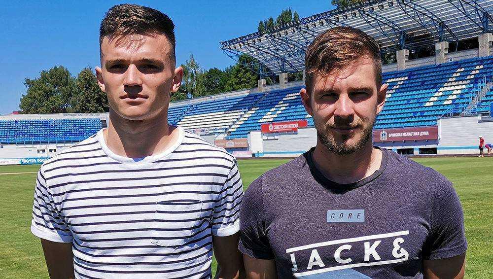 ФК «Динамо-Брянск» подписал контракты со старшим тренером и пятью игроками