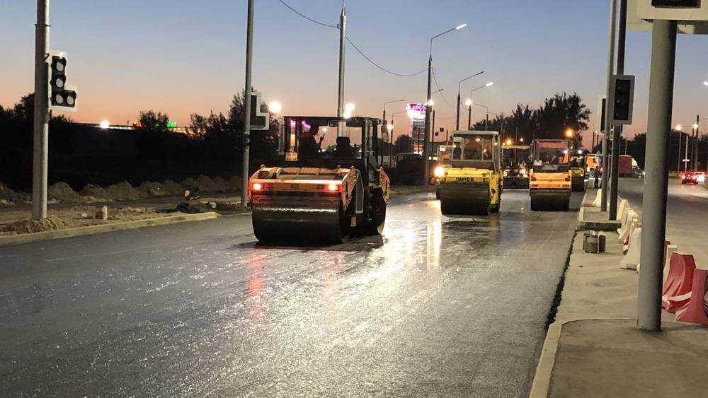 В Брянске дополнительно отремонтируют в этом году еще 12 дорог
