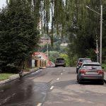 В Брянске за 11,5 млн рублей отремонтировали дорогу в переулке Осоавиахима