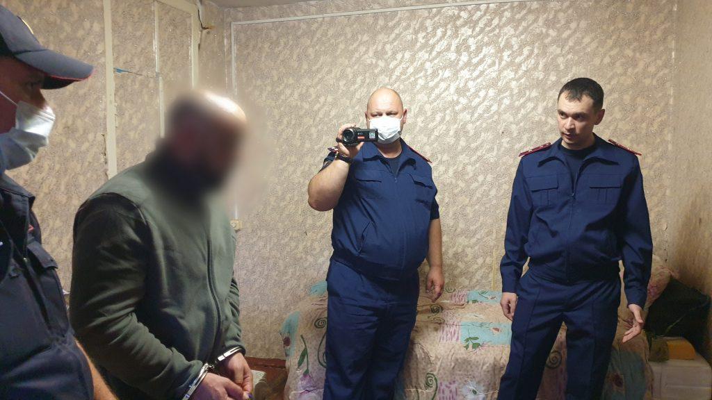 Четверых подозреваемых в убийстве гражданина Таджикистана задержал СК в Брянске