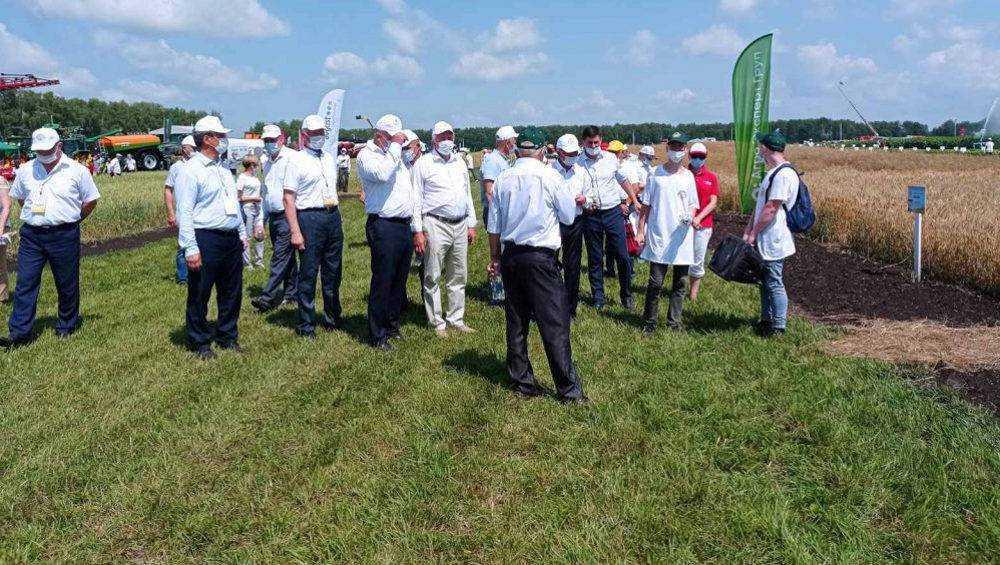 Белорусские гости высоко оценили уровень брянского агропрома