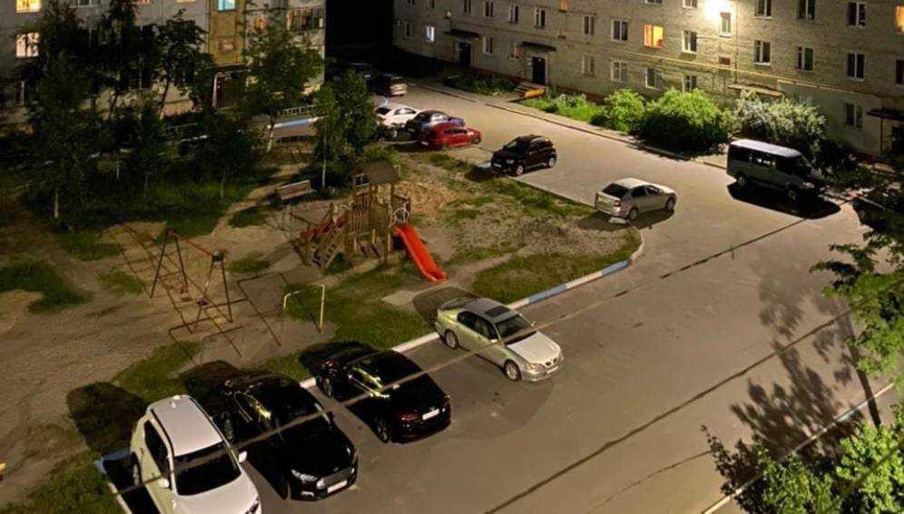 Брянский микрорайон Отрадное накрыло пылью со стороны силикатного завода