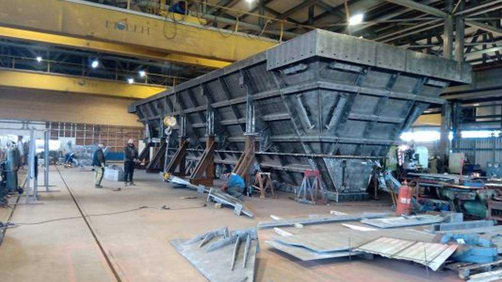 Навлинский завод «Промсвязь» приступил к изготовлению двигателей для метро