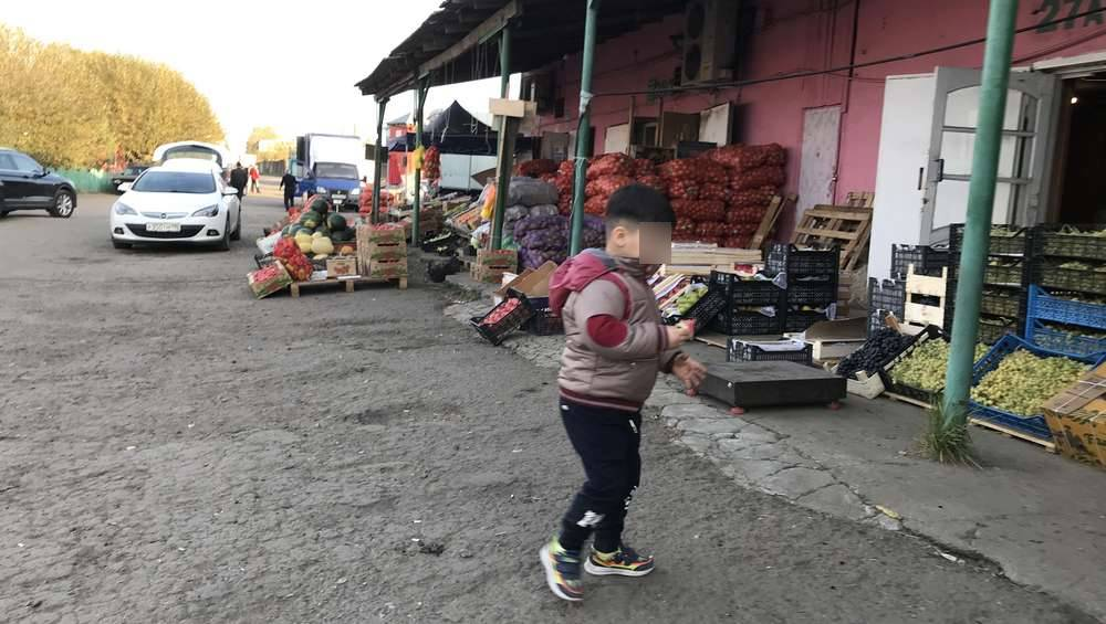 Бедным торговцам брянского овощного рынка посоветовали обратиться в налоговую