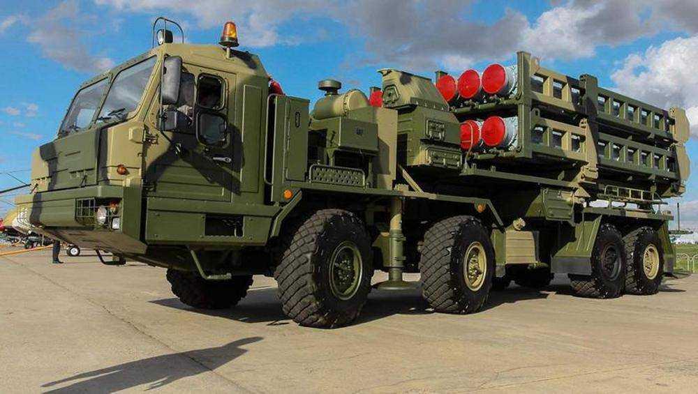 Брянский автозавод начнет производство шасси для ракетных комплексов С-350