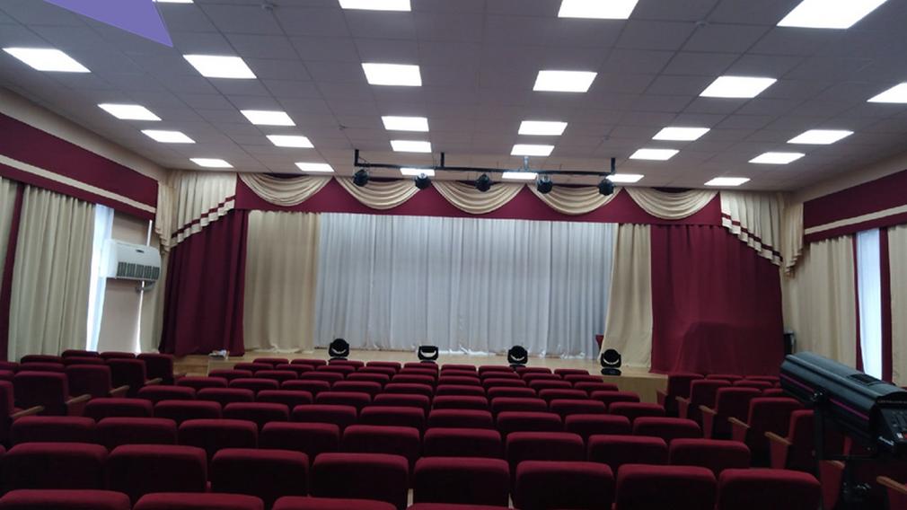 В Новозыбкове Брянской области отремонтировали школу искусств имени Кобзона