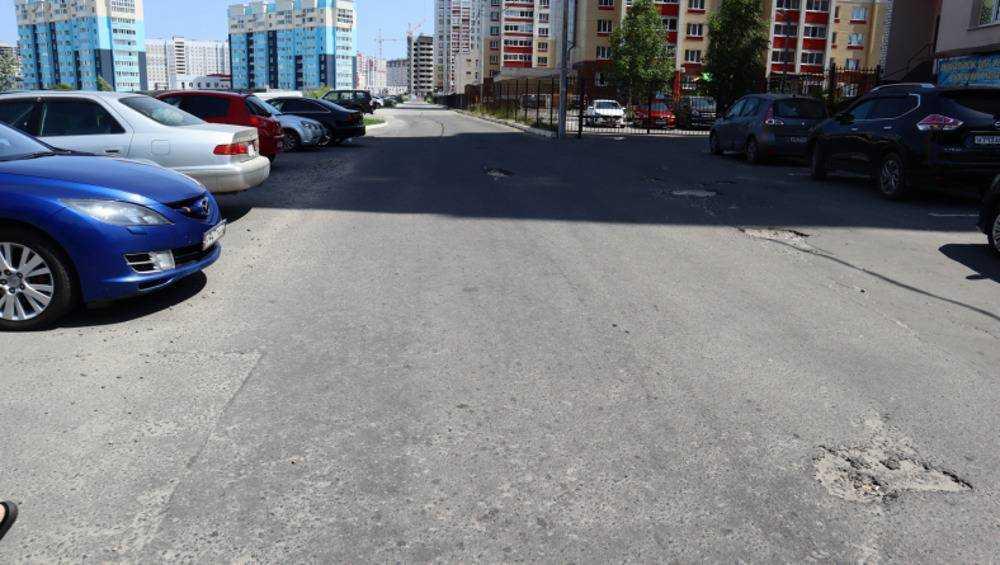 В Брянске ОНФ потребовал обезопасить для пешеходов дорогу до школы №71
