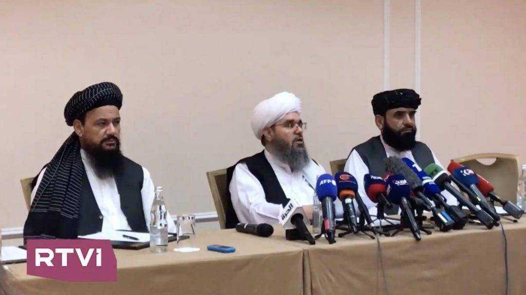 В Кремле заявили о важности переговоров с запрещенным террористическим «Талибаном»