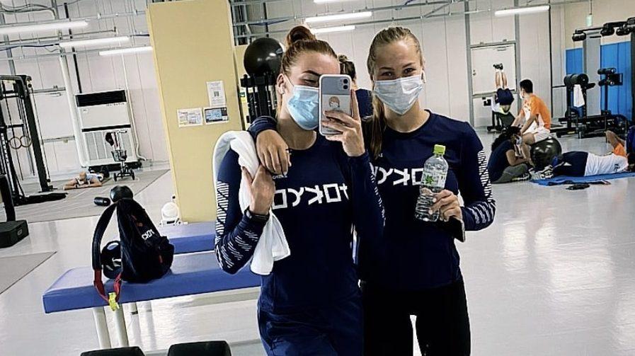 Российские спортсмены поделились из Японии снимками олимпийской деревни