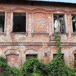 В Клинцах продолжили сносить здания Старого города