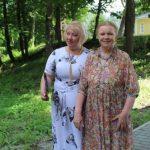 Съемки фильма режиссера Садиловой продолжились в Овстуге и Речице