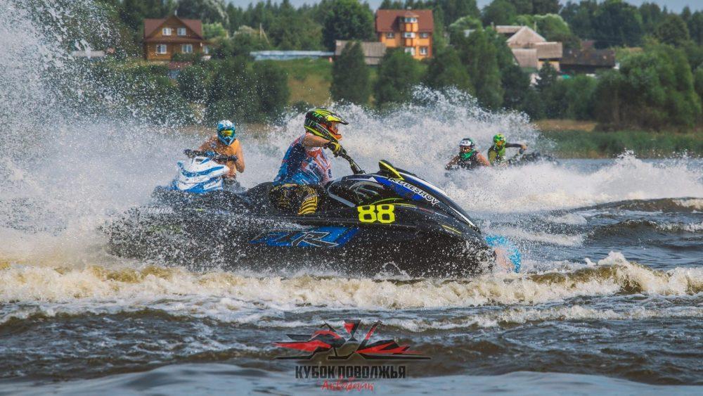 Брянский аквабайкер Кулешов занял третье место на этапе Кубка Поволжья