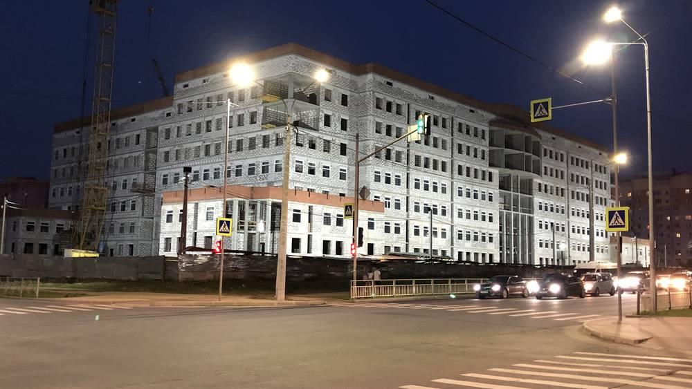 Новое здание Брянского УМВД будет одним из самых больших в стране
