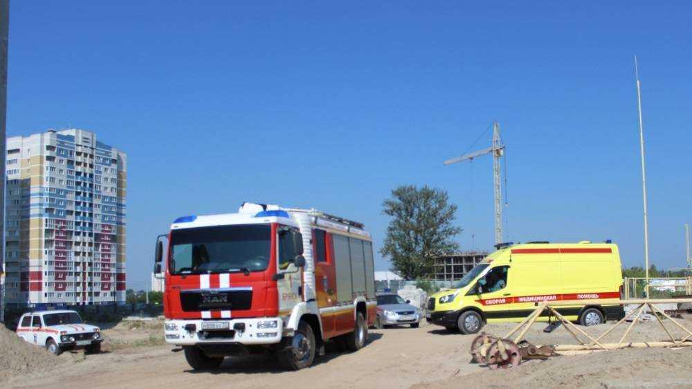В Брянске в старом аэропорту строители обнаружили 50-килограммовую авиабомбу
