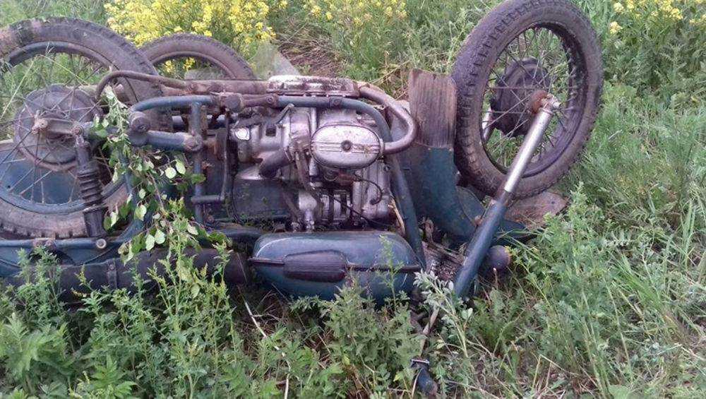 В Климовском районе насмерть разбился 23-летний пассажир мотоцикла «Урал»