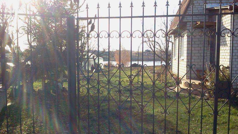 Под Брянском в Тешеничах хозяев домов накажут за самовольный захват пруда