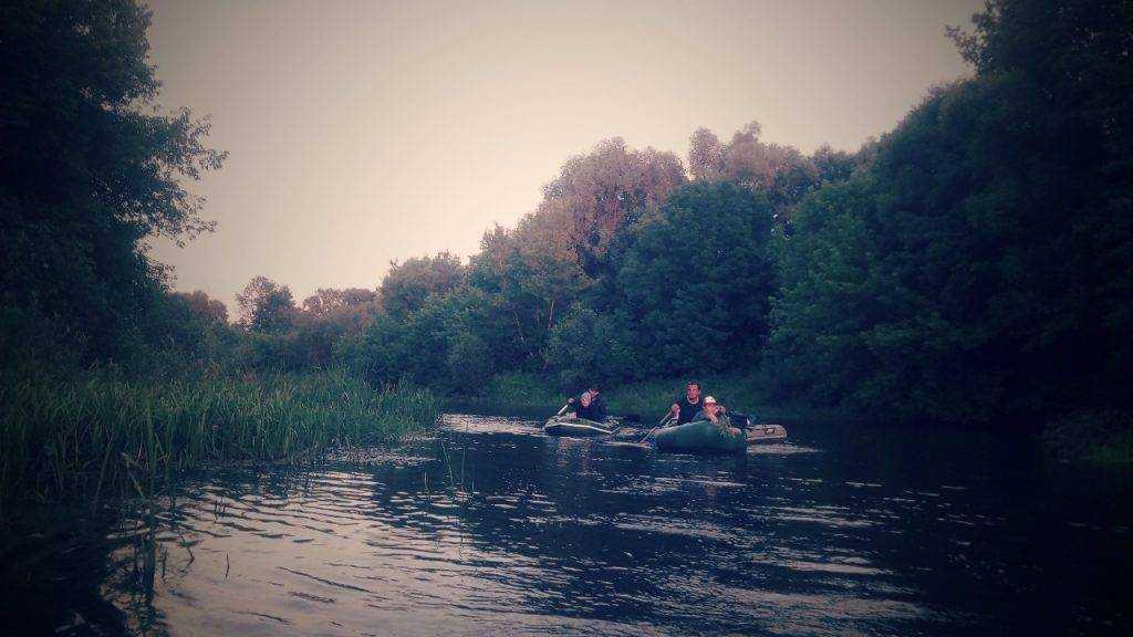 Брянский кузнец рассказал о романтическом путешествии по загадочной реке
