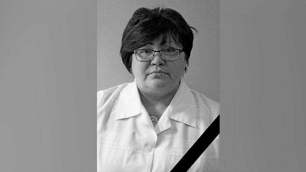 В Брянске на 63 году жизни скончалась врач онкодиспансера Елена Завьялова