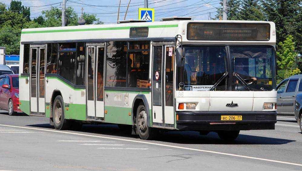 В Брянске маршрут автобуса № 103 продлили до железнодорожного вокзала