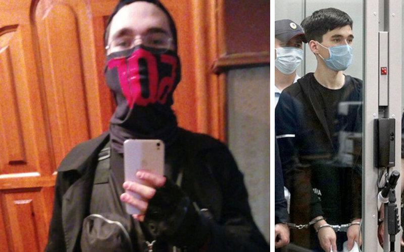 Судебные психиатры признали напавшего на школу в Казани невменяемым