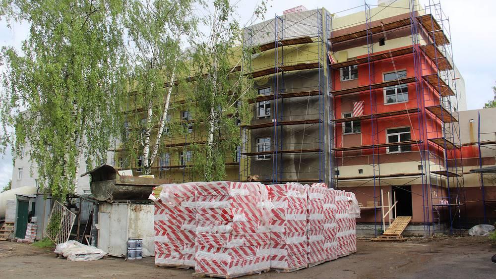 Новый корпус Брянской больницы №4 станет современным медицинским учреждением