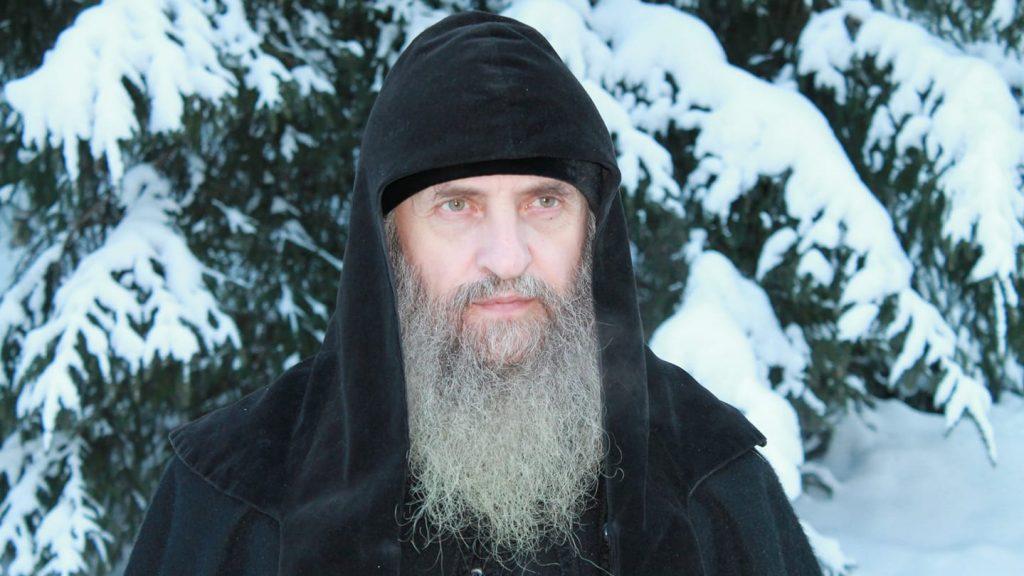 Вышелновый поэтический сборник брянского иеромонаха Романа Матюшина
