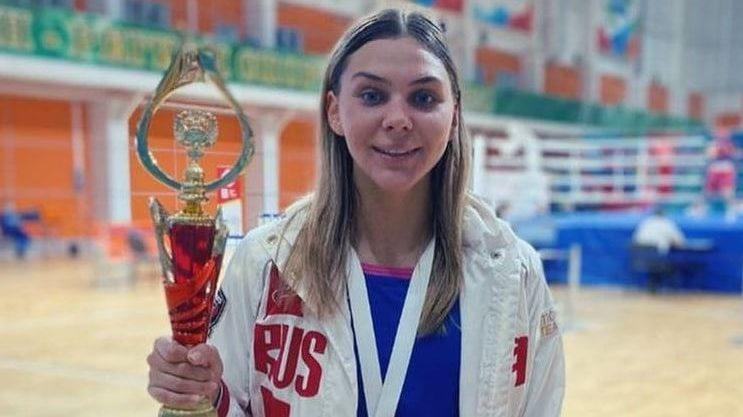 Брянская студентка стала победительницей V Летней Спартакиады молодежи России