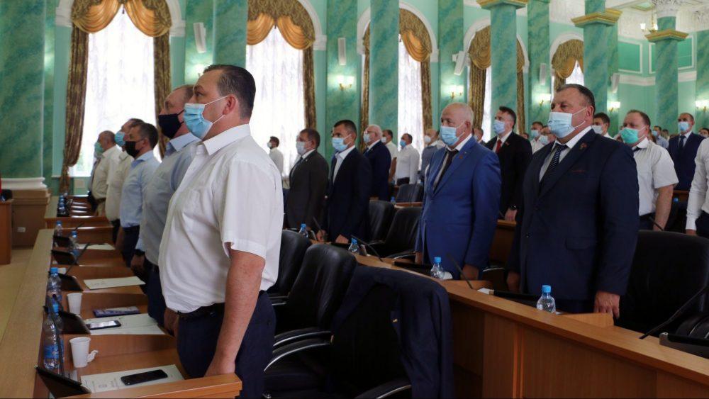 Заседание Брянской областной думы проведут 24 сентября