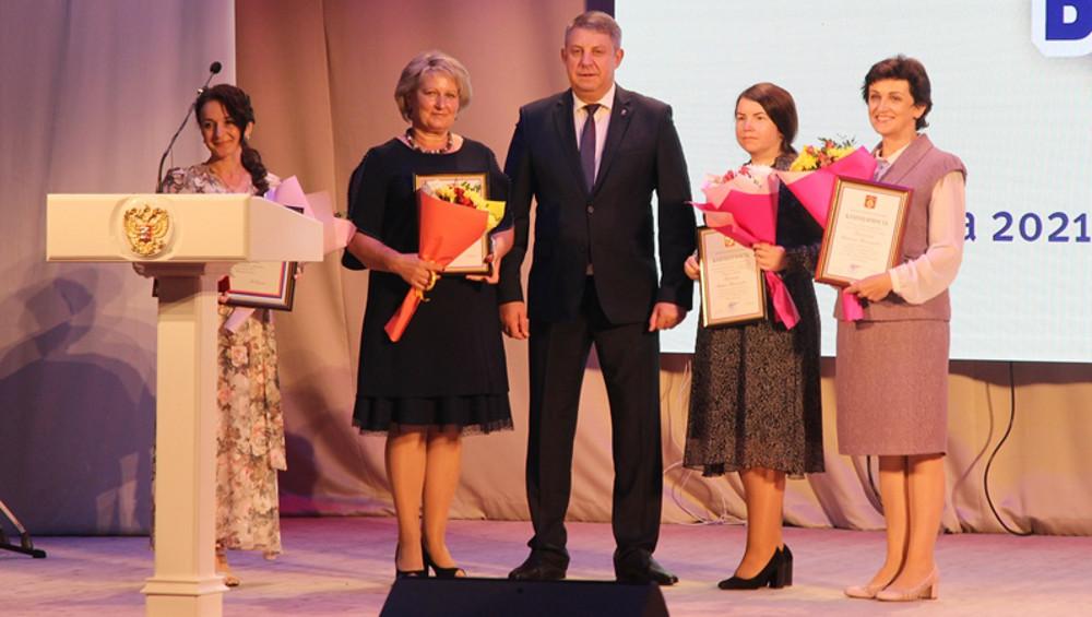 Президент Владимир Путин наградил четверых брянских учителей