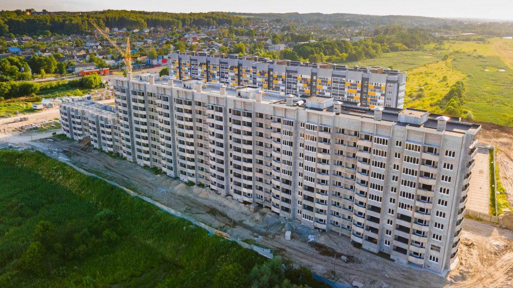Новое поколение квартир в микрорайоне «Деснаград»