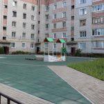 В 10 дворах Брянска скоро закончат работы по благоустройству территорий