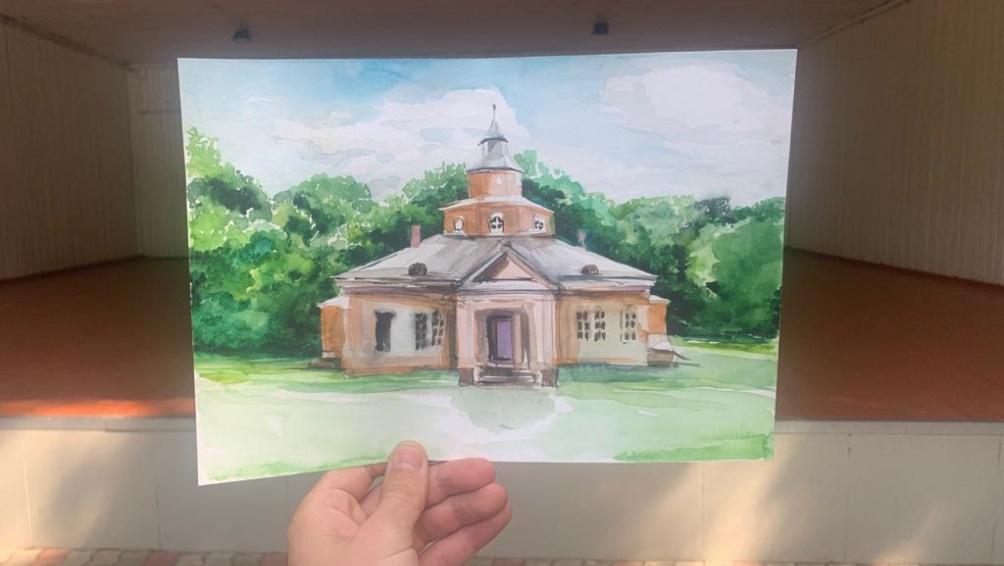 В брянском парке Толстого появится графская усадьба