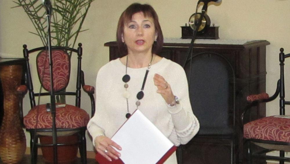 Директор унечского музея Наталья Голик стала заслуженным работником культуры