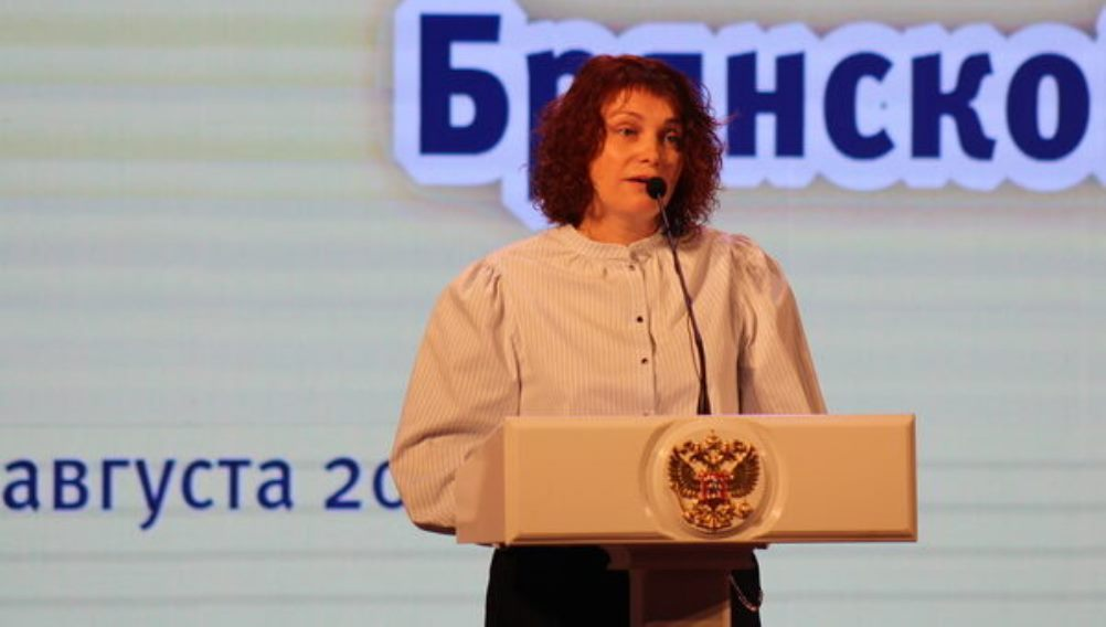 Брянский педагог Елена Грачева начала борьбу в федеральном этапе конкурса «Учитель года»