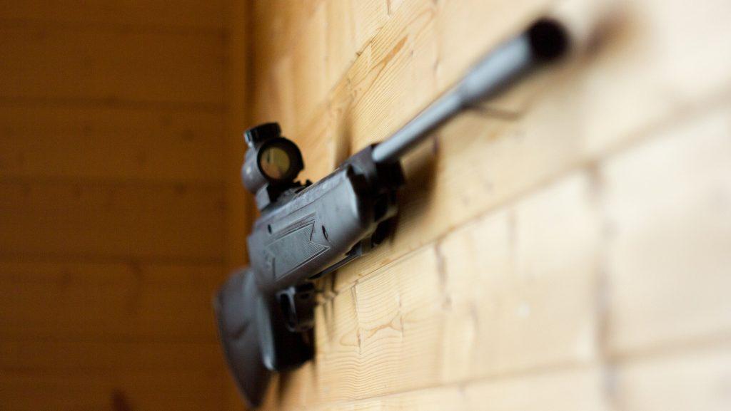 Нелегальное оружие у брянского подполковника полиции Мкртчяна нашли в ходе обысков