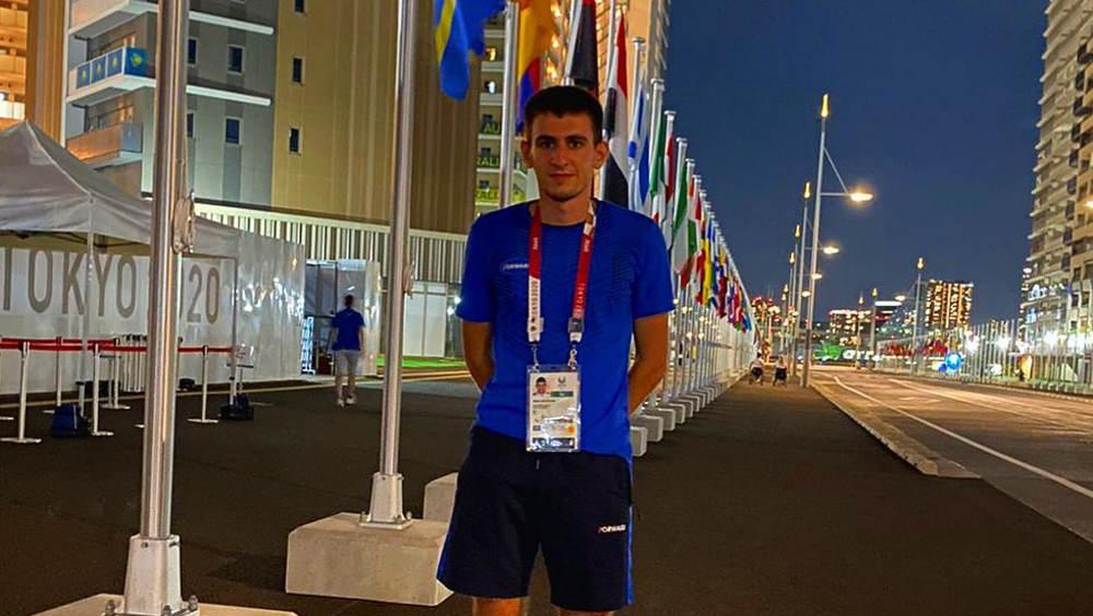 Брянский паралимпиец Артём Калашян завоевал в Токио «бронзу»